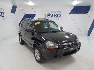 Hyundai Tucson GL FWD **SIEGE-CHAUFFANT + A/C** 2009