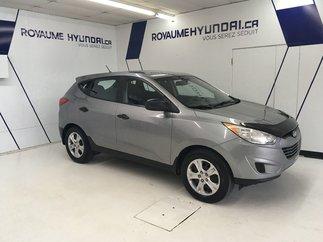 2013 Hyundai Tucson L / DÉMARREUR À DISTANCE / COMMANDE AU VOLANT
