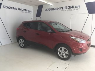 2014 Hyundai Tucson GL / SIÈGES CHAUFFANTS / COMMANDE AU VOLANT