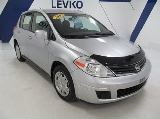 2010 Nissan Versa 1.8S **A/C+ AUTOMATIQUE**
