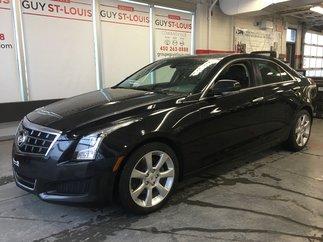 Cadillac ATS Luxury 2013