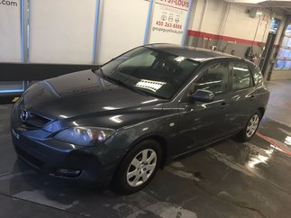 2008 Mazda MAZDA 3 SP GX