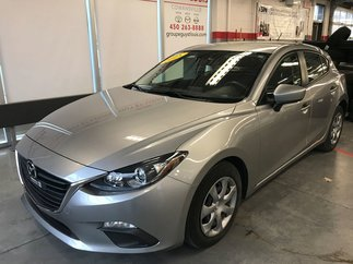 2015 Mazda Mazda3 GX AUTOMATIQUE - A/C - CRUISE