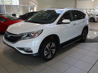 Honda CR-V TOURING AWD RCAM 2015