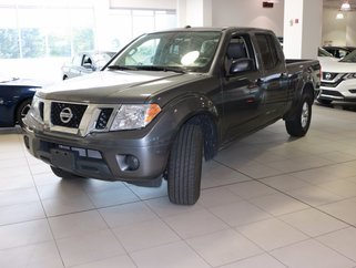Nissan Frontier SV 4WD 2017
