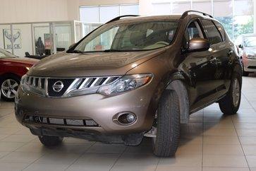 2010 Nissan Murano SL AWD RCAM