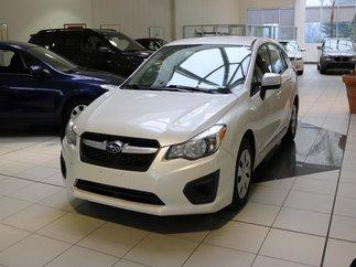 Subaru Impreza AWD H.B 2013