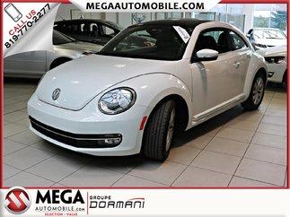 Volkswagen Beetle TDI 2015