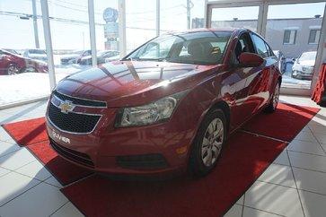 2012 Chevrolet Cruze LT-UN SEUL PROPRIO-JAMAIS ACCIDENTÉ