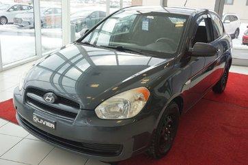 Hyundai Accent POUR PETIT BUDGET-PNEUS D'HIVER INCLUS 2009