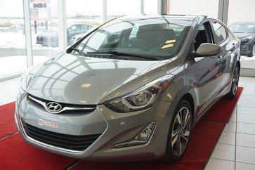 Hyundai Elantra GLS-CAMÉRA-GARANTIE-BLUETOOTH 2015