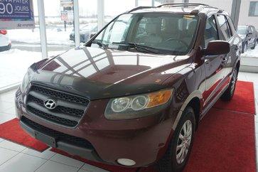 2007 Hyundai Santa Fe LIMITED-CUIR-TOIT-TRÈS PROPRE