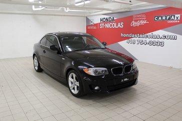 2012 BMW 1 Series 128i COUPE BAS KM