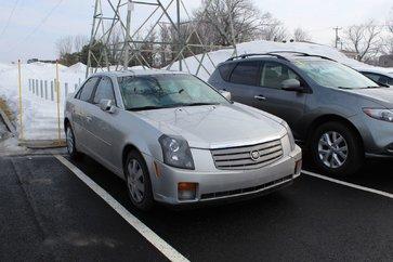 Cadillac CTS CUIR + TOIT + SIEGE ELECTRIQUE + SIEGES CHAUFFANTS 2004