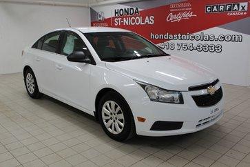 Chevrolet Cruze LS w/1SA + PNEUS D'HIVER 2011