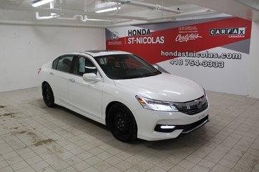 Honda Accord Sedan Touring + CUIR + TOIT + GPS 2016