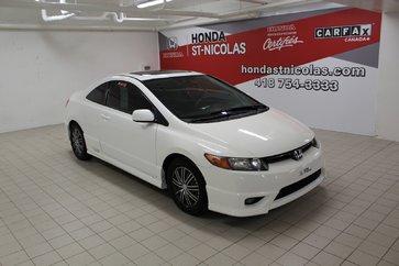 Honda Civic EX + TOIT OUVRANT 2007