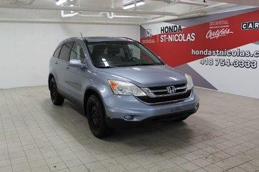 Honda CR-V EX-L + CUIR + TOIT + CAMÉRA + SIÈGES CHAUFFANTS 2011