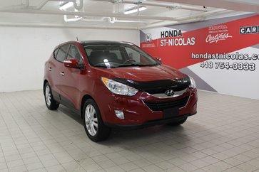 2010 Hyundai Tucson Limited w/Navi + CUIR + TOIT PANO + MAGS