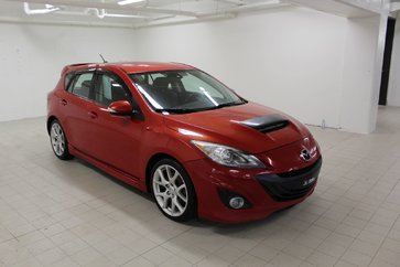 Mazda Mazda3 Mazdaspeed3 + BOSE + CUIR 2011