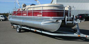 2016 Pontoon Boat LOWE SS210
