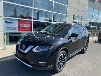 Nissan Rogue PLATINIUM 2018