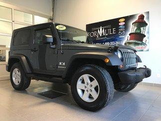 Jeep Wrangler X, 4WD 2007