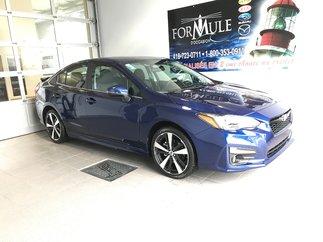 Subaru Impreza SPORT TECH 2018