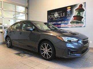 Subaru Impreza Sport 2018