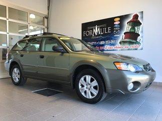Subaru Outback I 2005