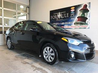 Toyota Corolla S 2015