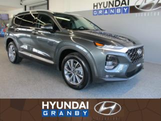 Hyundai Santa Fe LUXURY 2.0T  AWD CUIR TOIT PANO CAM 360 FULL FULL 2019