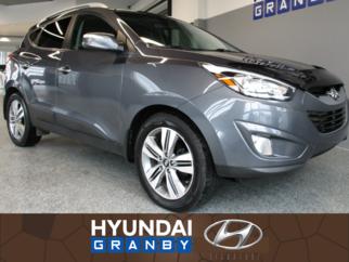 Hyundai Tucson AWD LIMITED CUIR NAVI CAM RECUL CUIR FULL FULL 2015