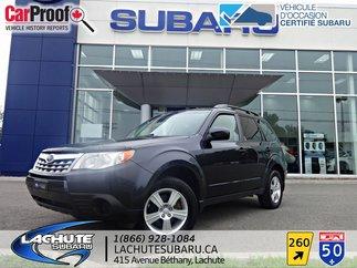 2013 Subaru Forester Convenience