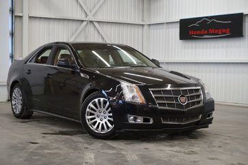 2010 Cadillac CTS 4 Awd