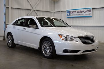 Chrysler 200 Limited (cuir-toit ouvrant) 2012