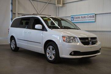 2017 Dodge Grand Caravan Crew Stow'n Go
