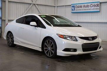 2012 Honda Civic Cpe Si (toit ouvrant-navi)