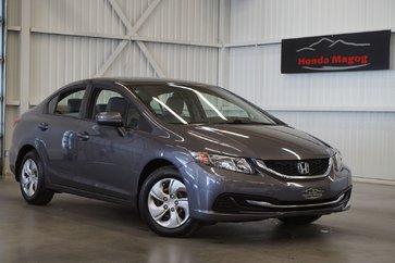 2015 Honda Civic LX * 63.53$ / semaine