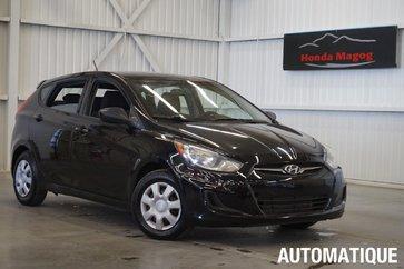 Hyundai Accent GL avec A\C 2012