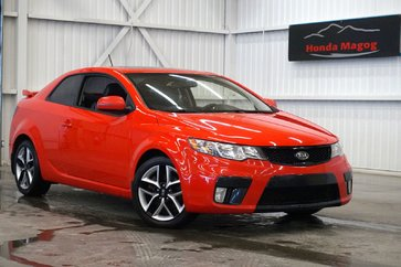 2012 Kia Forte Koup SX (cuir-toit)