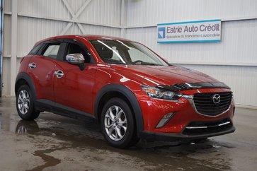 2016 Mazda CX-3 GS AWD (caméra de recul)