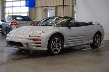 Mitsubishi Eclipse Cabriolet (cuir) 2003