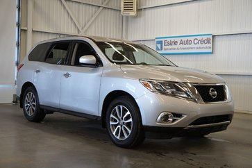 2014 Nissan Pathfinder S AWD 7 Places