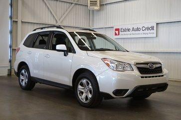 2015 Subaru Forester AWD (Caméra de recul)