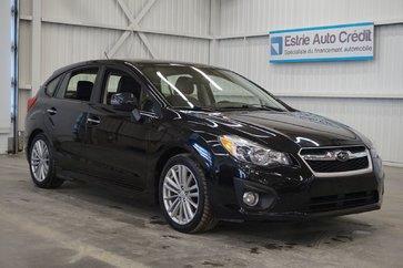 Subaru Impreza 2.0i AWD Limited (caméra-cuir-toit-navi) 2014
