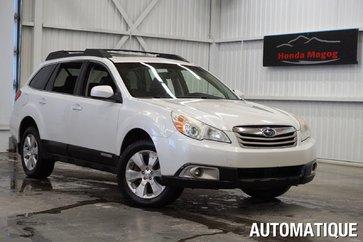 2010 Subaru Outback 3.6R w/Limited Pkg