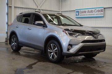 2016 Toyota RAV4 XLE AWD (toit-caméra)