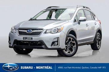 Subaru Crosstrek Limited EyeSight 2016