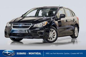 2013 Subaru Impreza Touring Hatchback